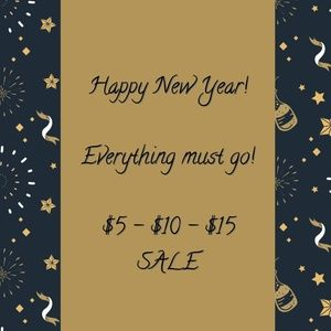 Happy New Year! Make an offer!